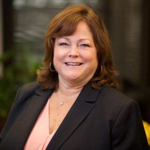 Ellen Steuerer,<br /> SVP Finance & Administration