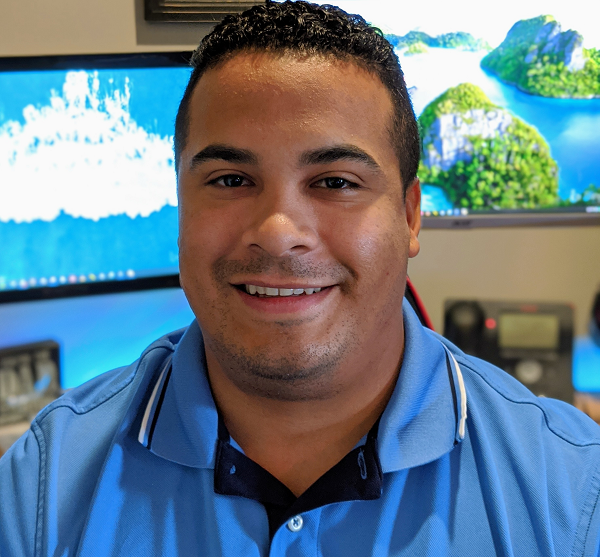 Will Soto, User Support Manager