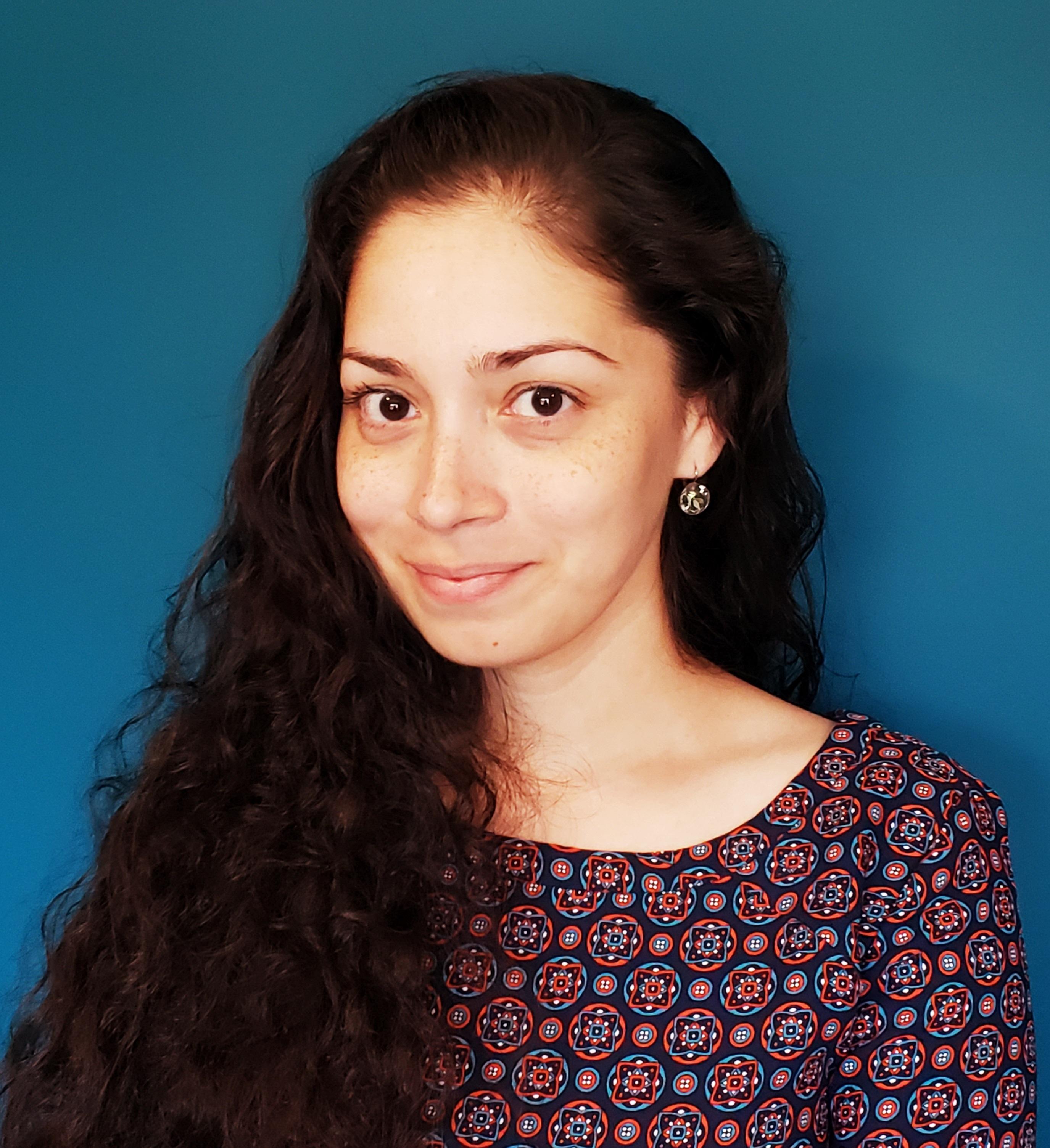 Erika Herits, Living Well Supervisor